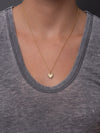 "Coeur Necklace ""shine from within"""