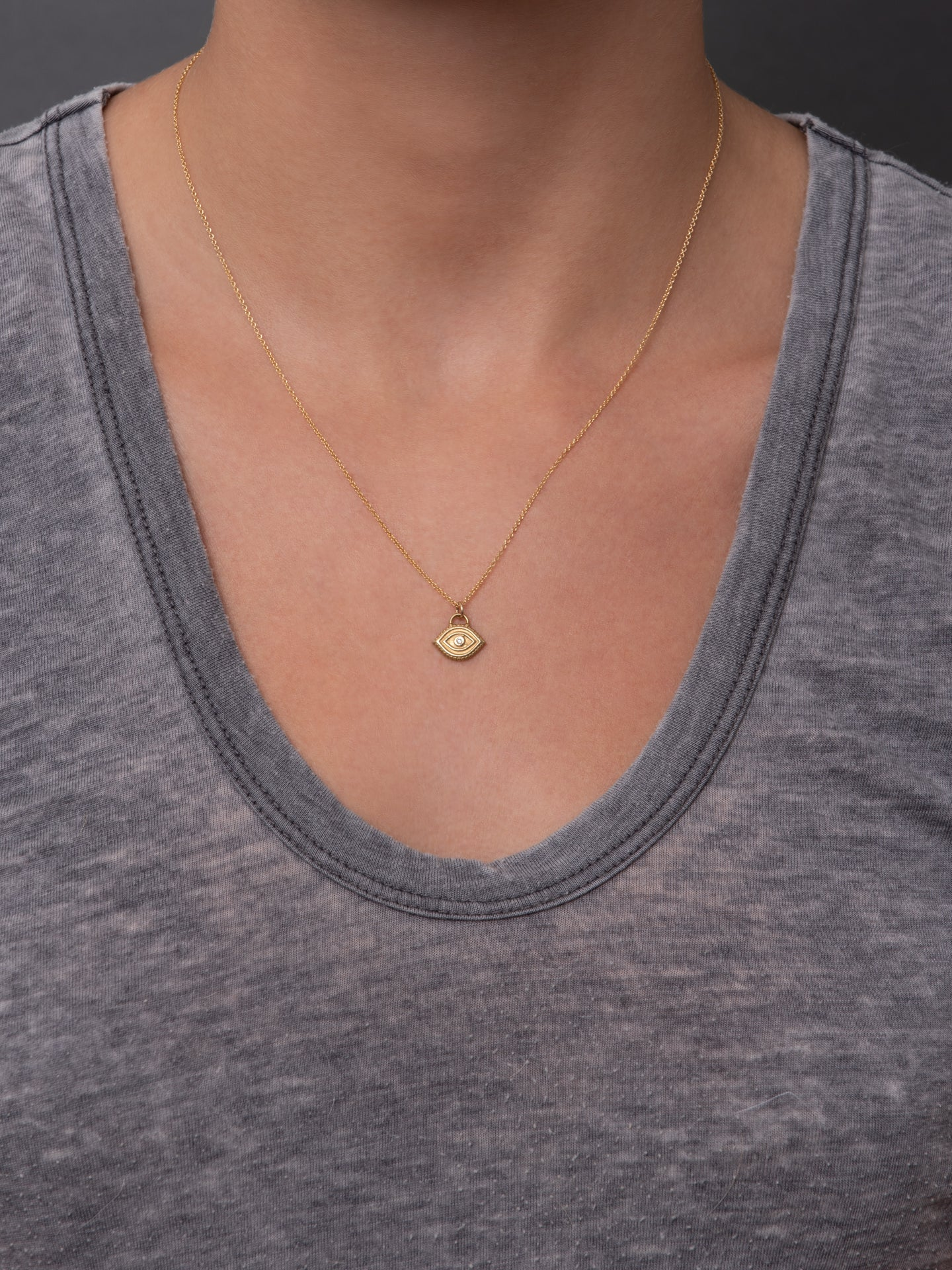 "Seva Necklace ""one love"""