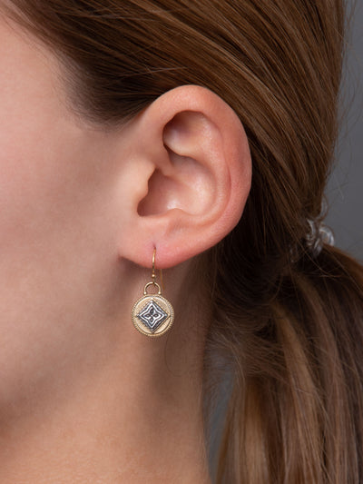 "Siddha Earrings ""raise your frequency"""