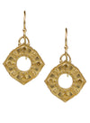 "Anahata Earrings ""boundless heart"""