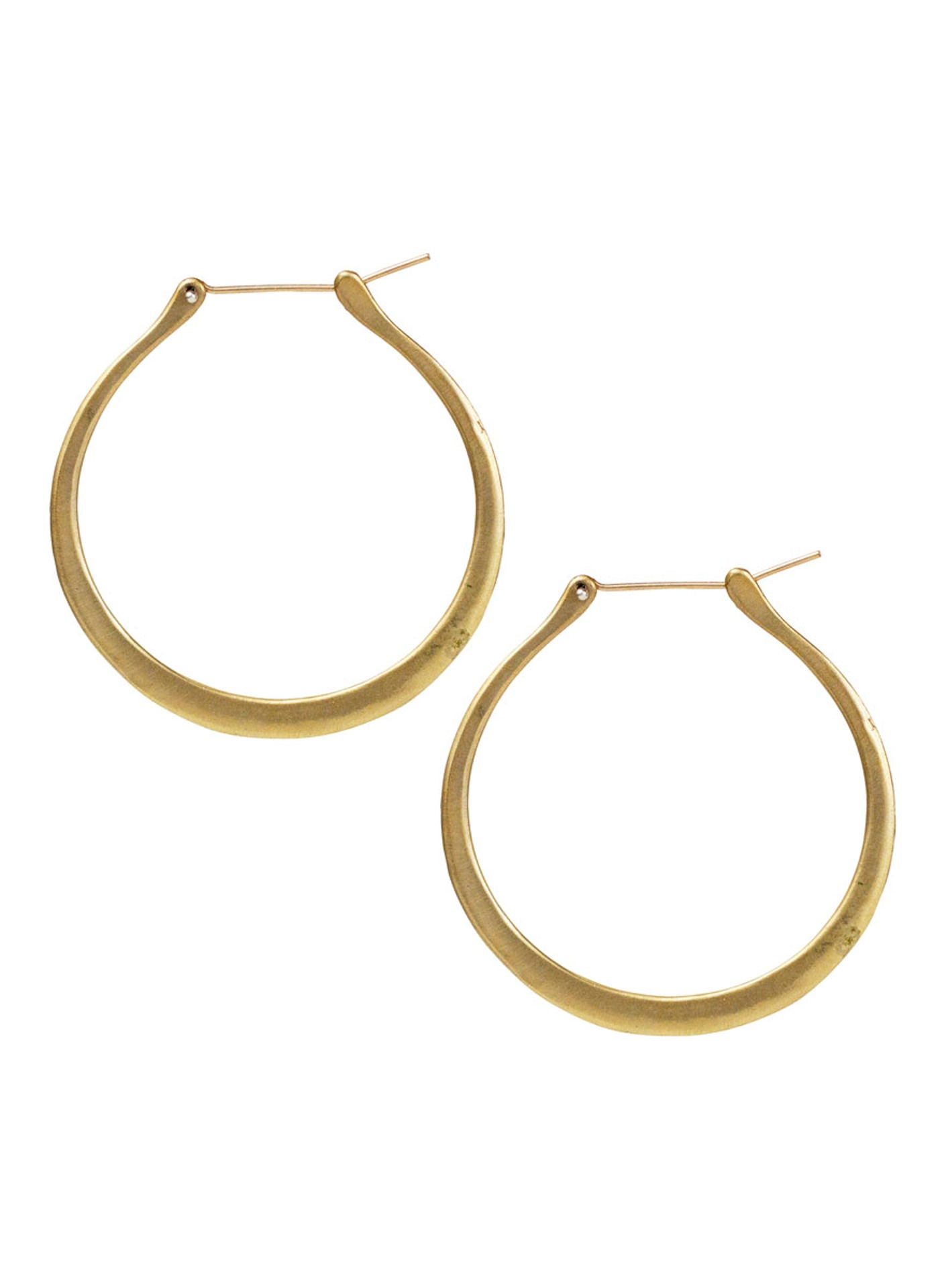 "Coco Hoops - Large ""unity & eternity"""