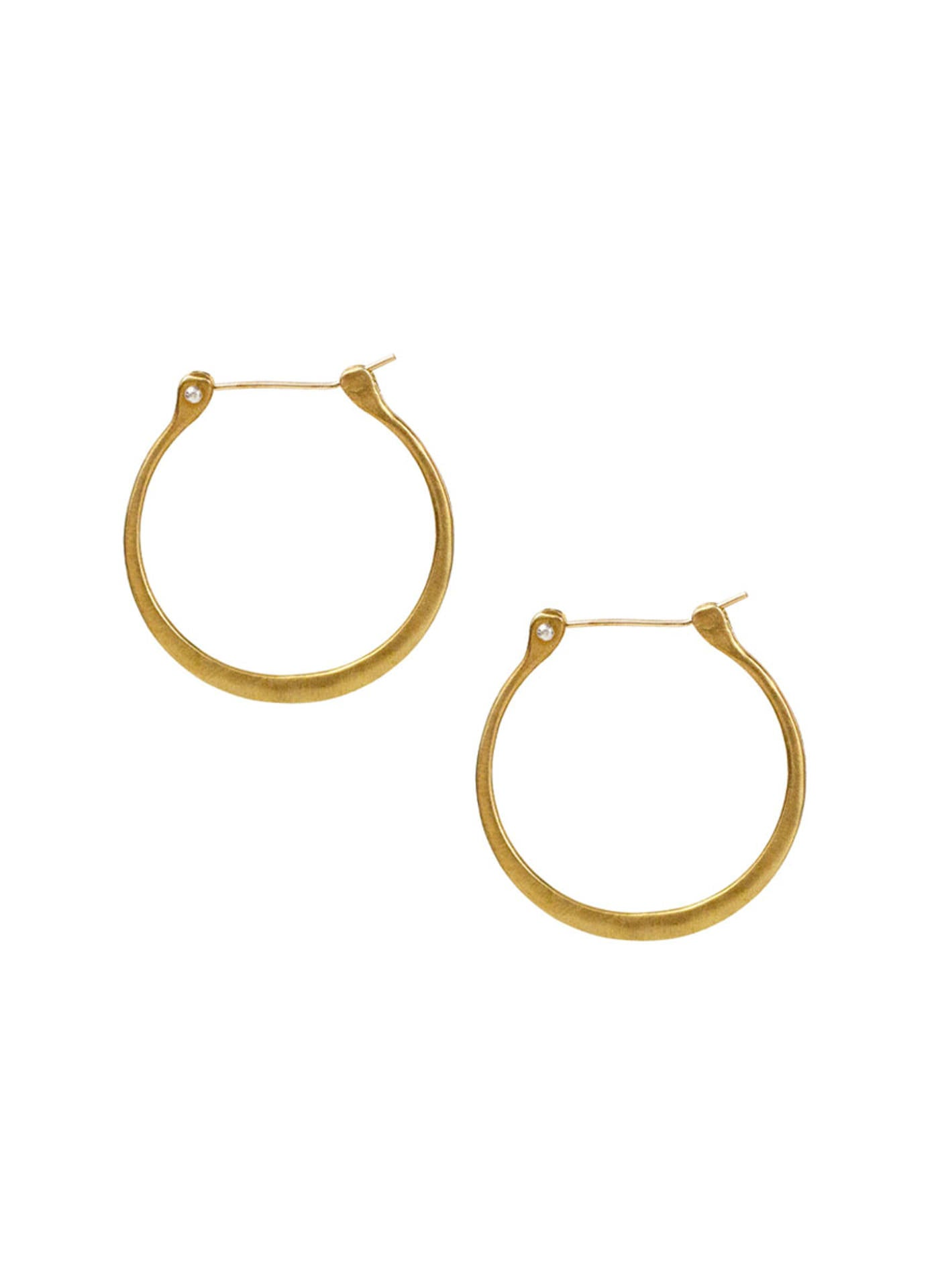 "Coco Hoops - Small ""unity & eternity"""