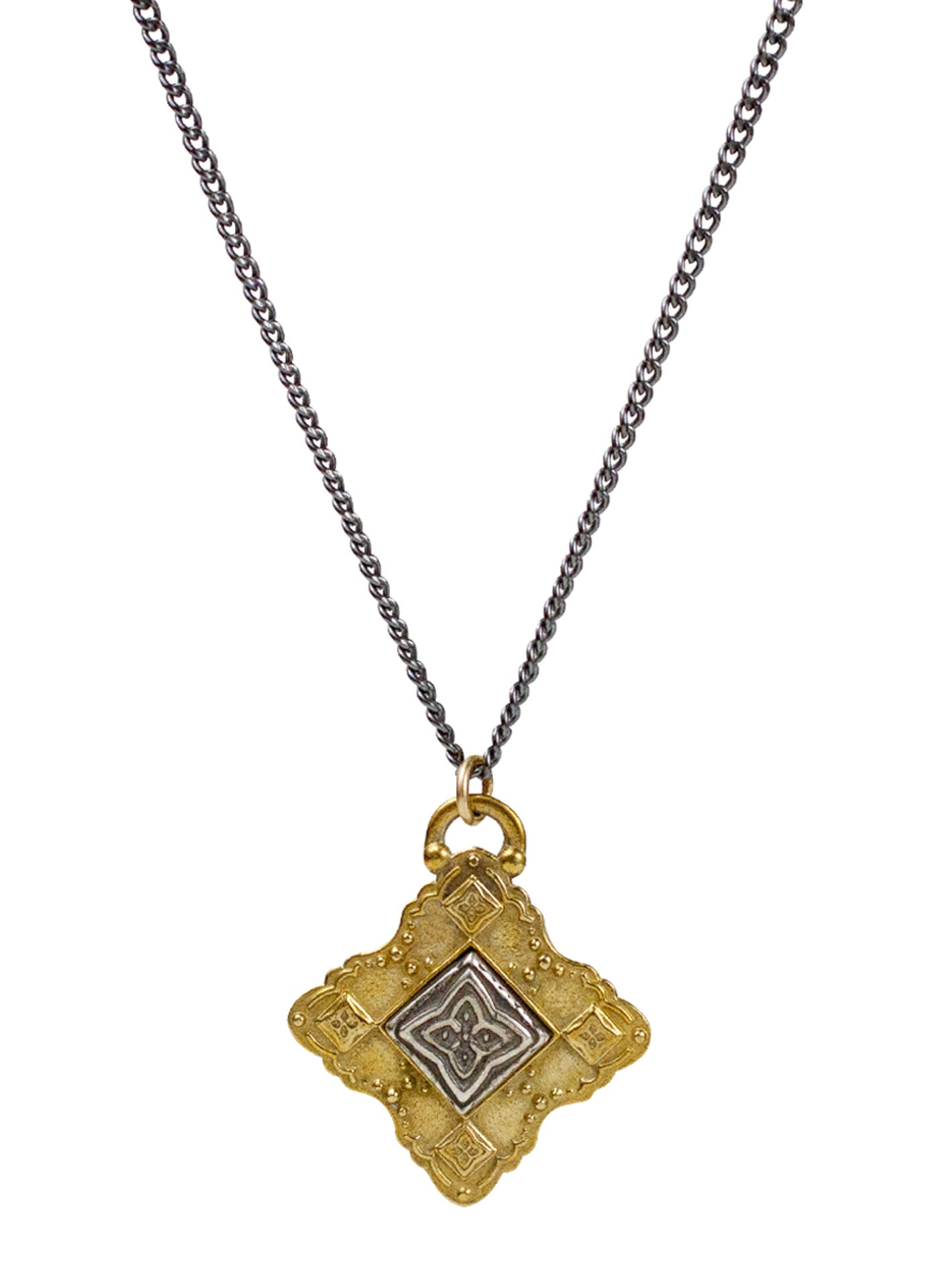 "Manifest Necklace - Samadhi ""cosmic consciousness"""