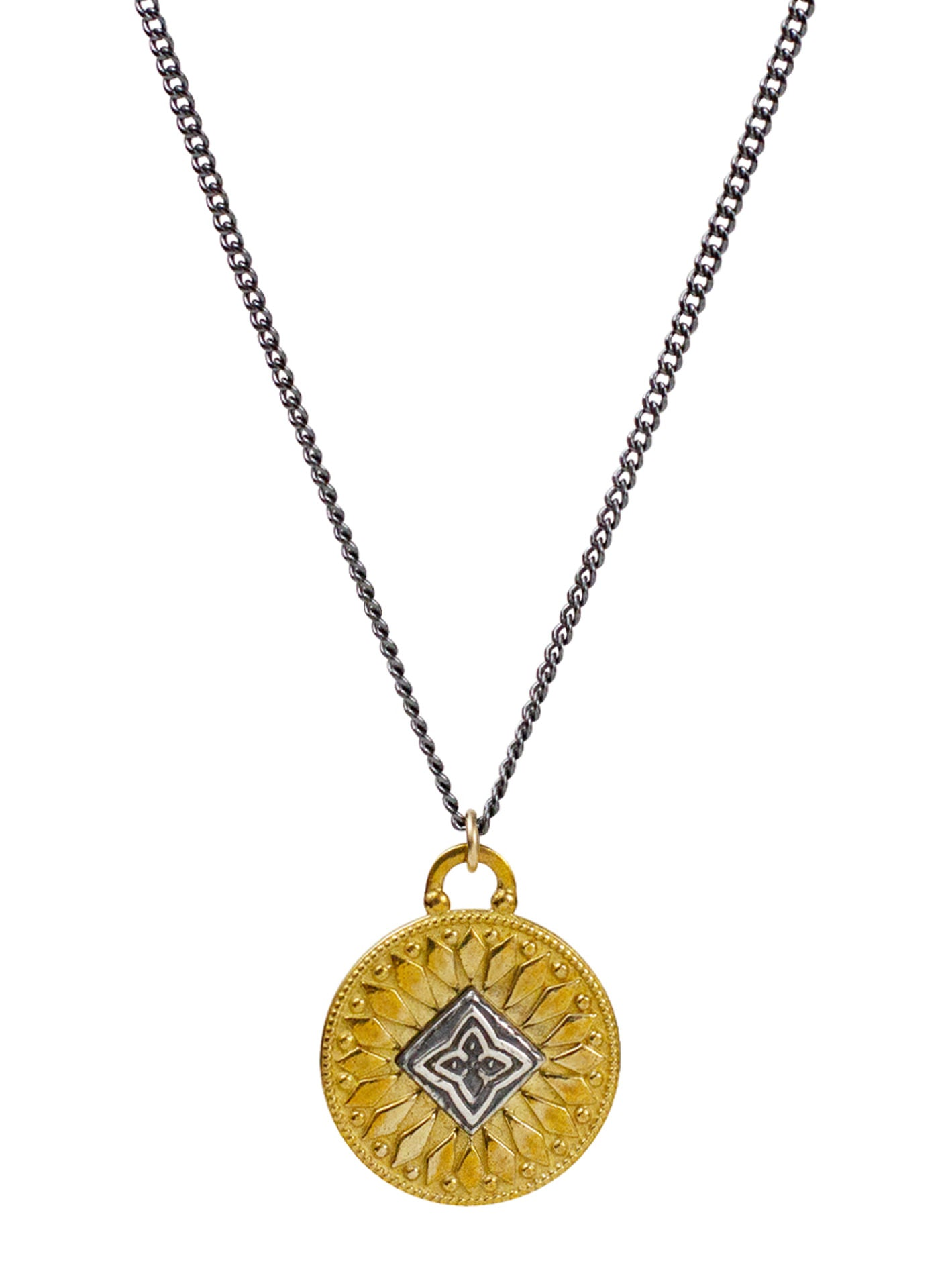 "Manifest Necklace - Surya ""radiate energy"""