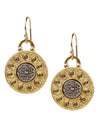 "Satya Earrings ""live your truth"""