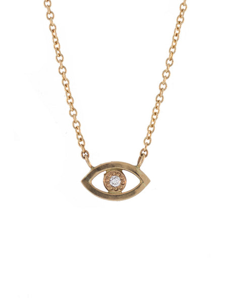 ANGEL EYE NECKLACE