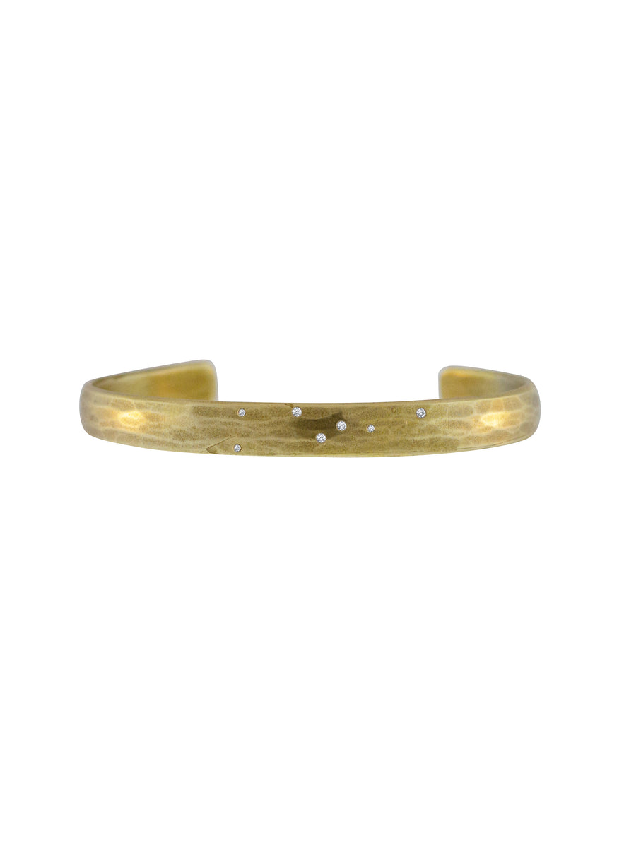 Zodiac Constellation Cuff