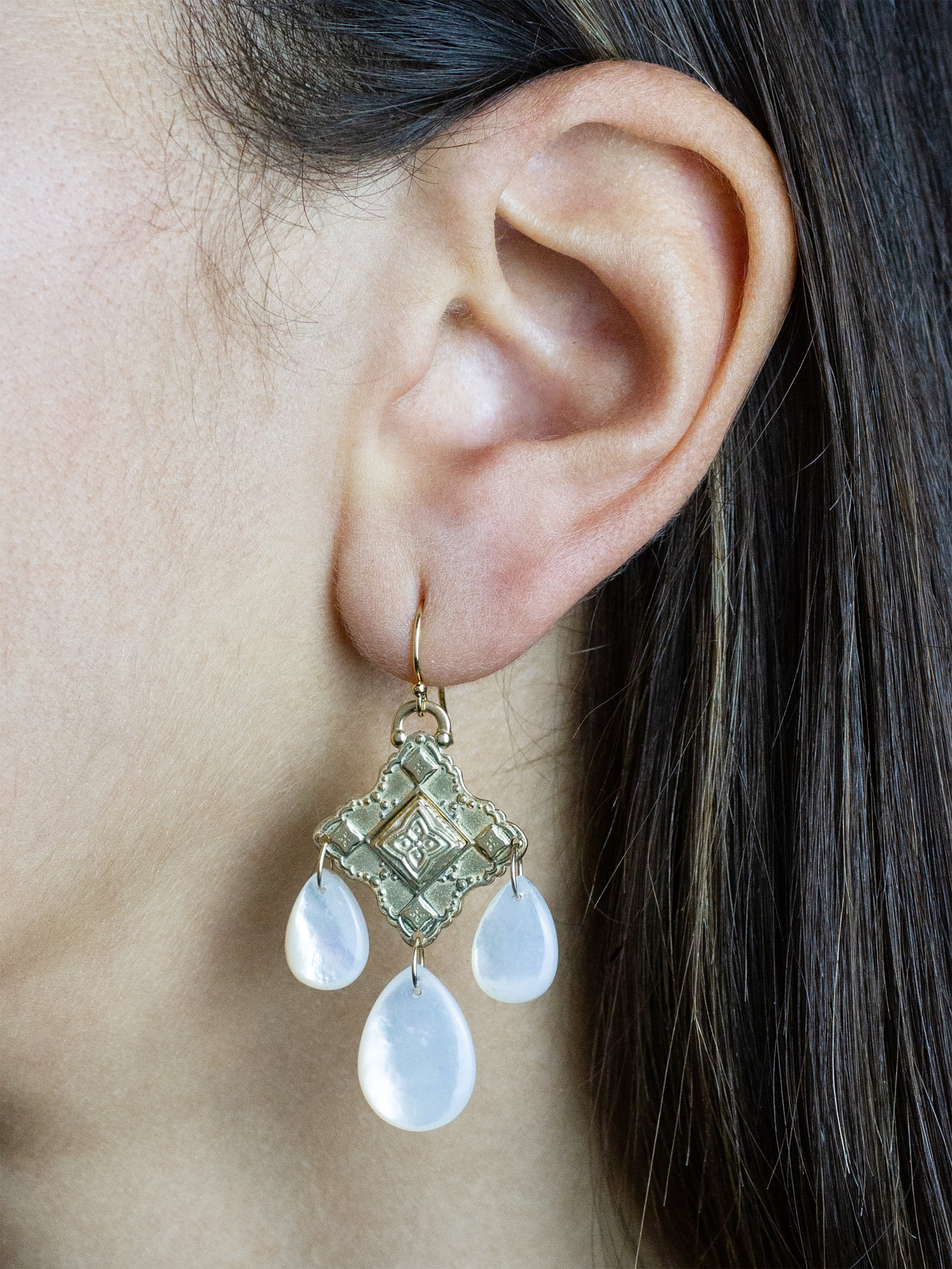 Rosario Earrings