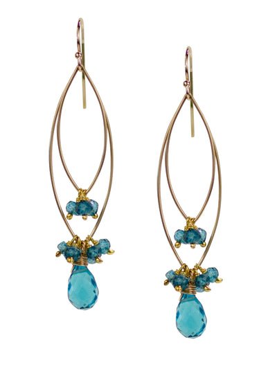 Balboa Earrings