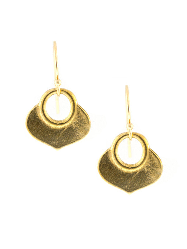"Bodhi Earrings ""growth & enlightenment"""