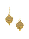 "India Earrings - Large ""magic in chaos"""