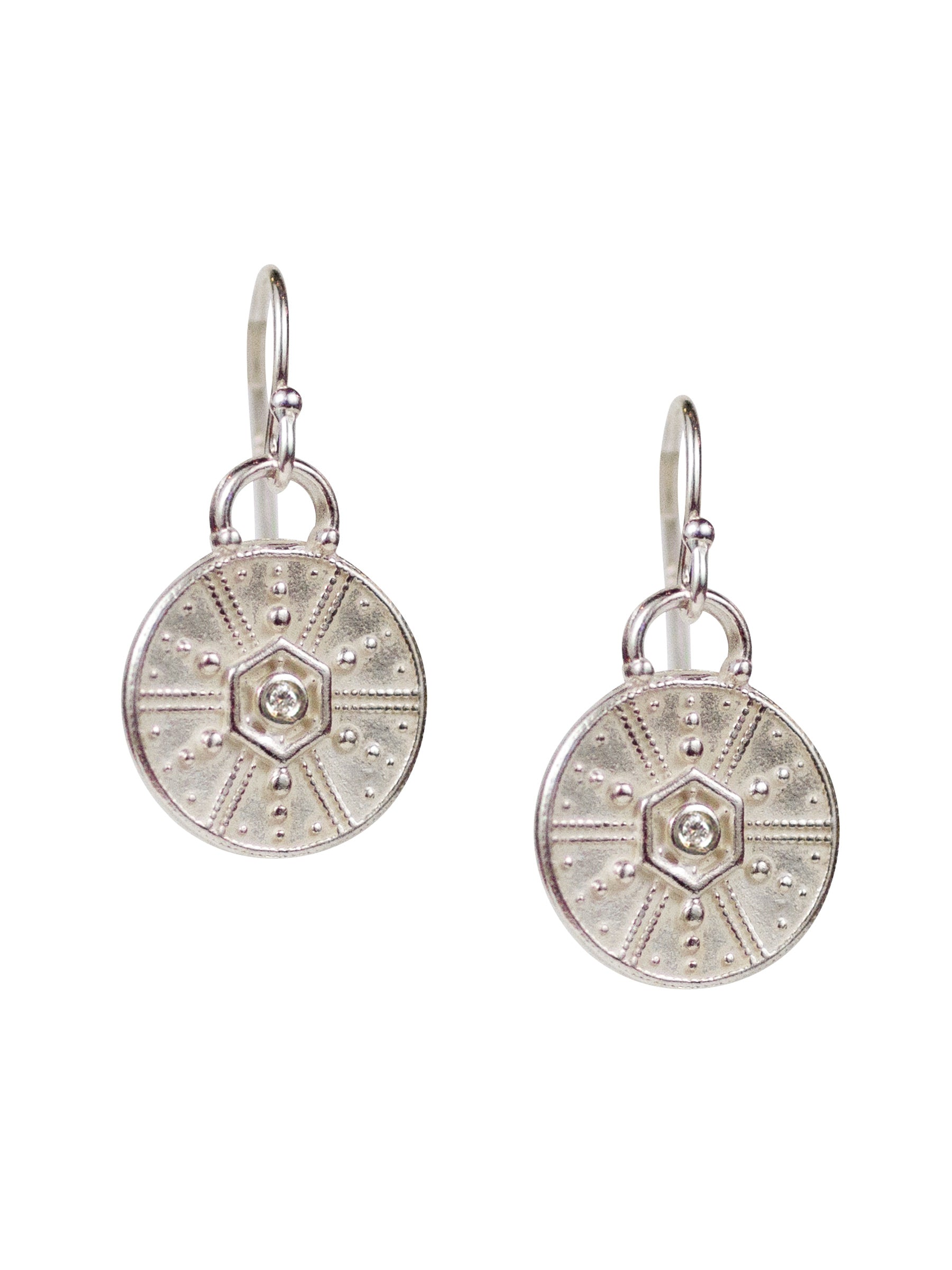 "Raja Earrings ""explore new possibilities"""