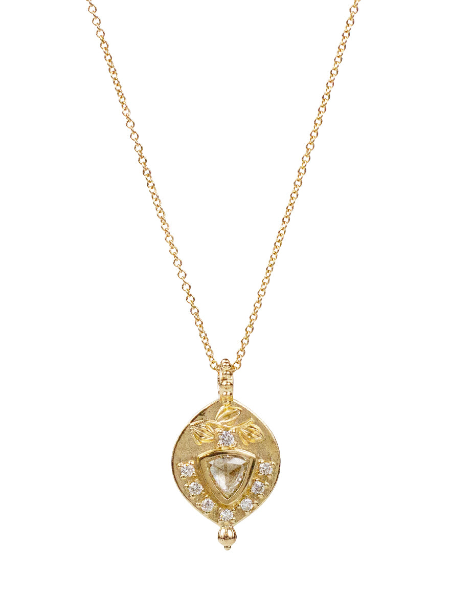 14K Dara Diamond Necklace