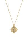 14K Flora Diamond Necklace
