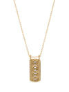 14K Nicolette Diamond Necklace
