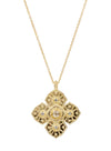 14K Primrose Diamond Necklace