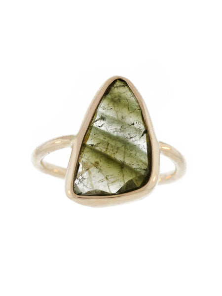Tourmaline Energy Ring