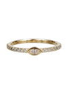 14K Marie Diamond Ring
