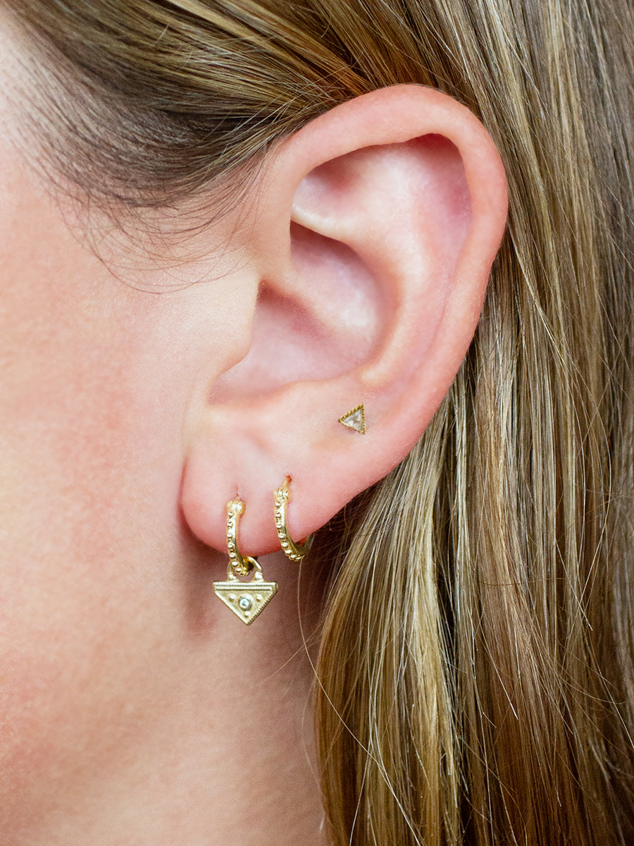 "Bindu Earrings ""personal power"""