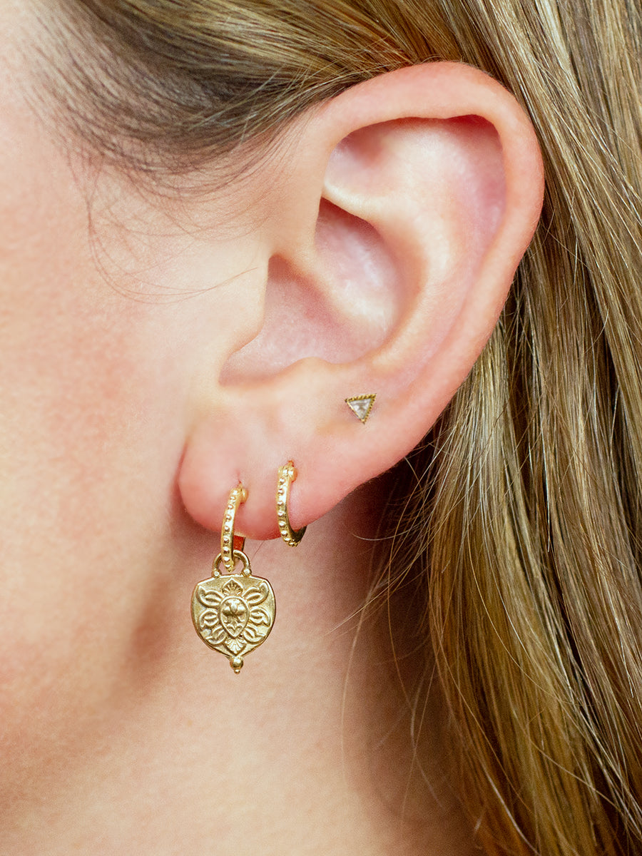 "Prana Earrings ""expand your energy"""