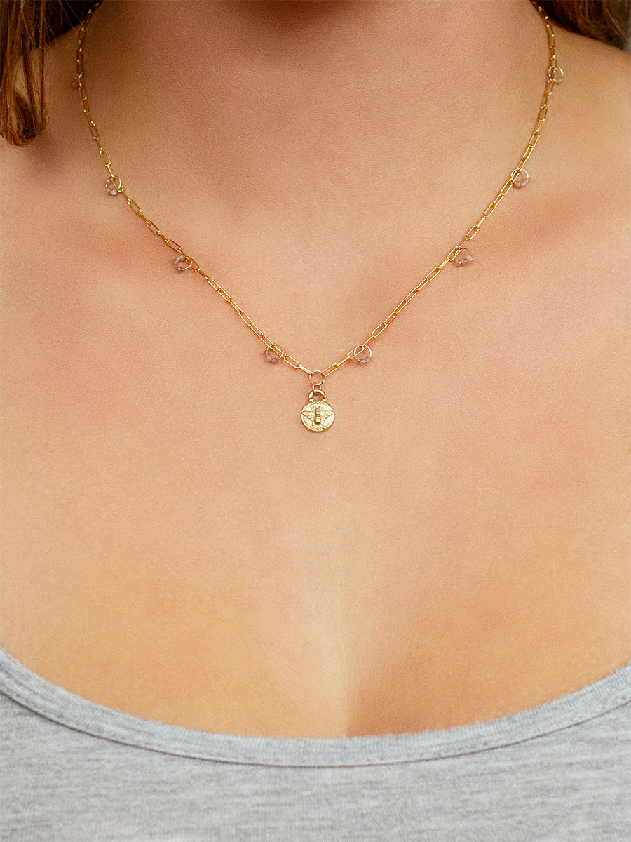 Ila Necklace - ELLIE