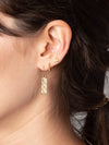 "Dharma Earrings ""find your flow"""
