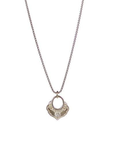 "Karma Necklace ""thoughtful action"""