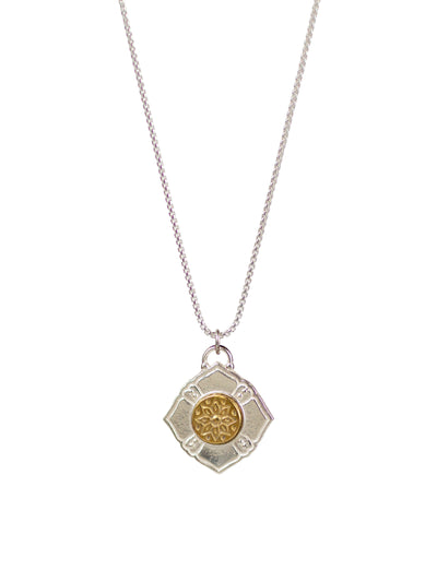 "Meta Necklace ""cultivate kindness"""