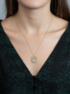 "Madras Necklace ""free your mind"""