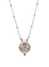 "Taurus Necklace ""earthy & romantic"""
