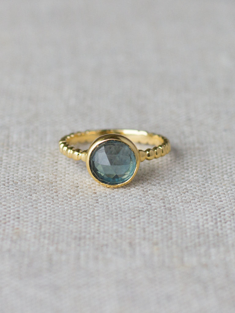 London Blue Topaz Ring (exclusive)