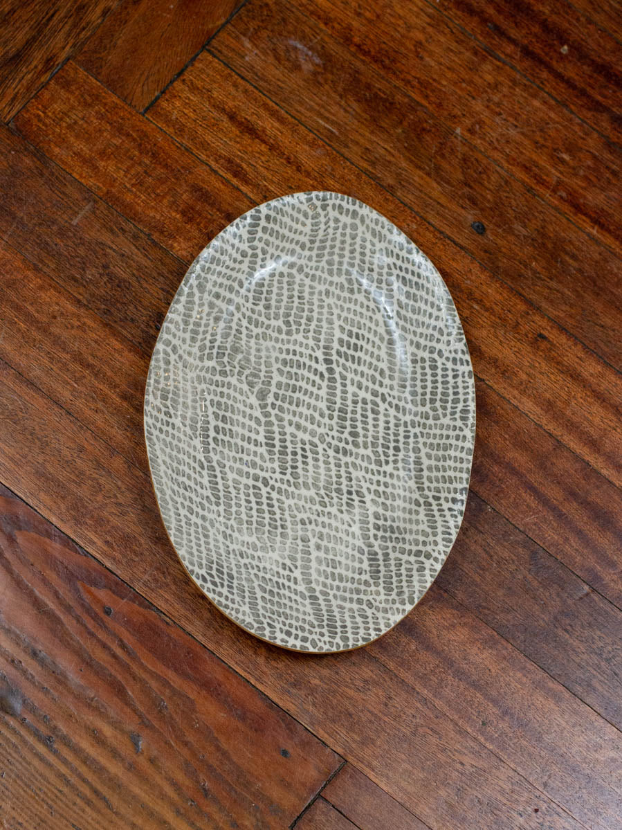 Petite Oval Tray