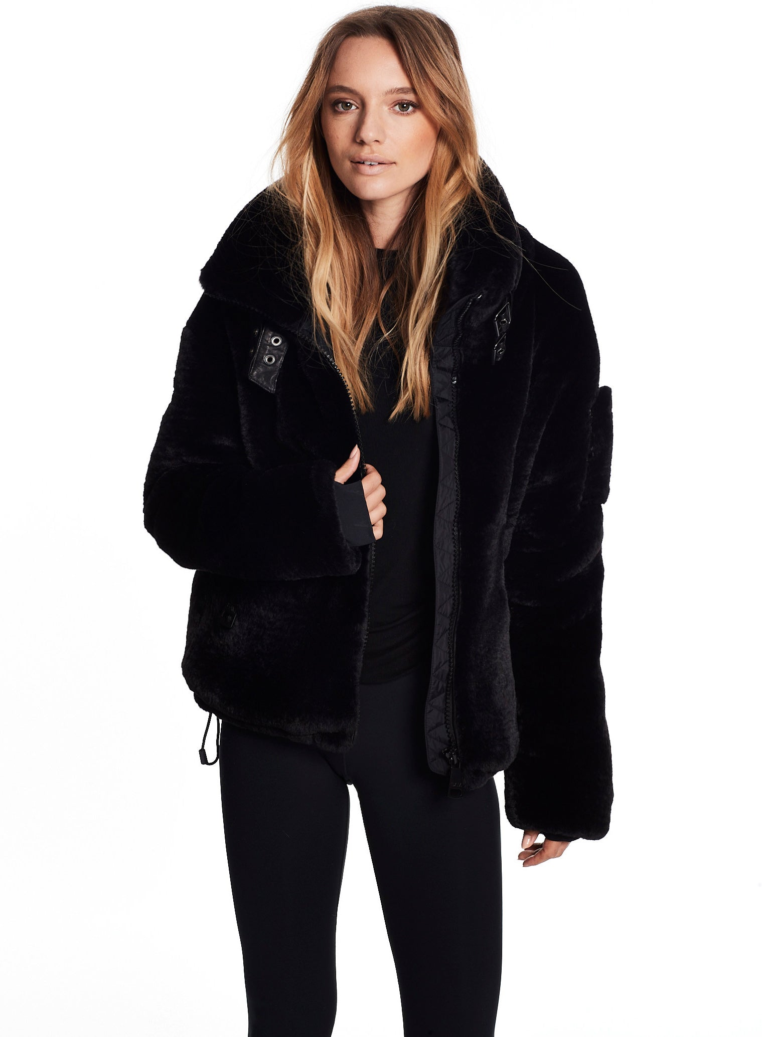 FAUX FUR DENVER FAUX FUR DENVER - SAM. New York Sam nyc jacket