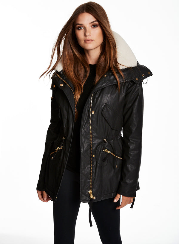 SHEARLING DEVON SHEARLING DEVON - SAM. New York Sam nyc jacket