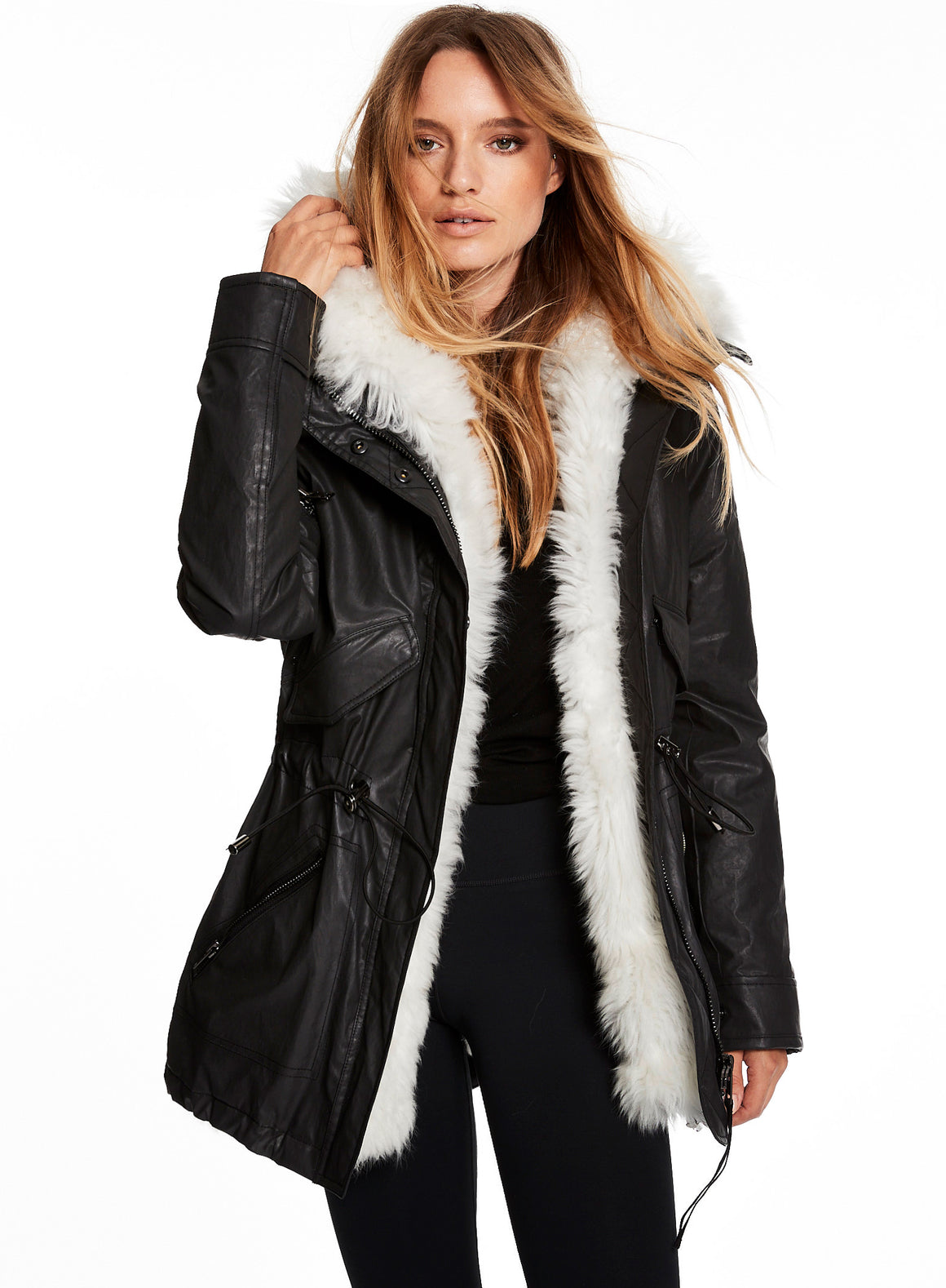 SHEARLING MINI LIMELIGHT