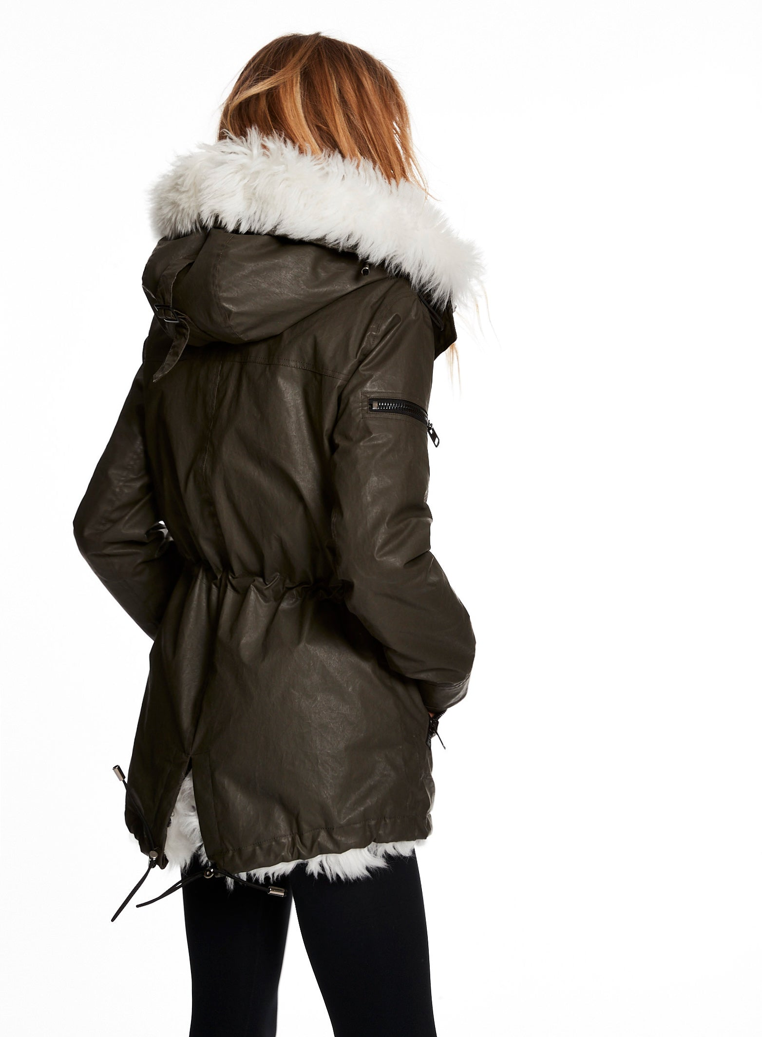 SHEARLING MINI LIMELIGHT SHEARLING MINI LIMELIGHT - SAM.