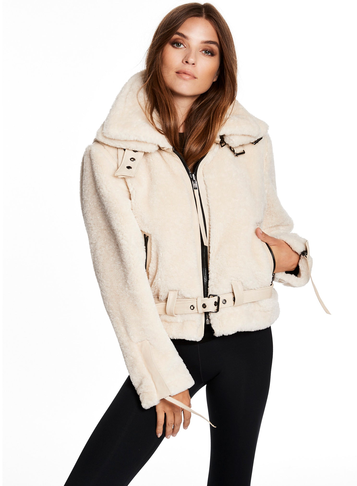 SHERPA PENELOPE SHERPA PENELOPE - SAM. New York Sam nyc jacket