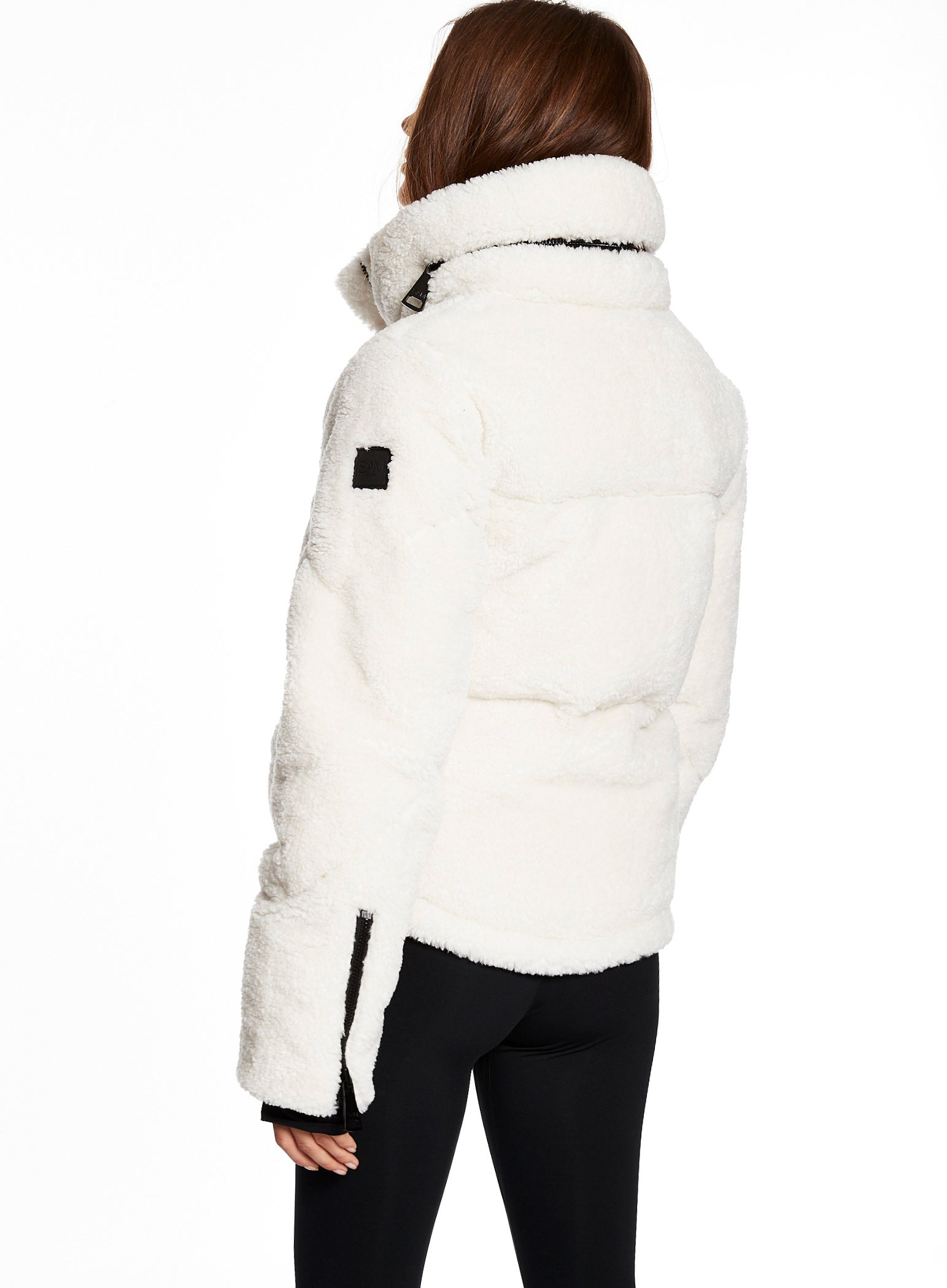 SHERPA ATHLETE SHERPA ATHLETE - SAM. New York Sam nyc jacket
