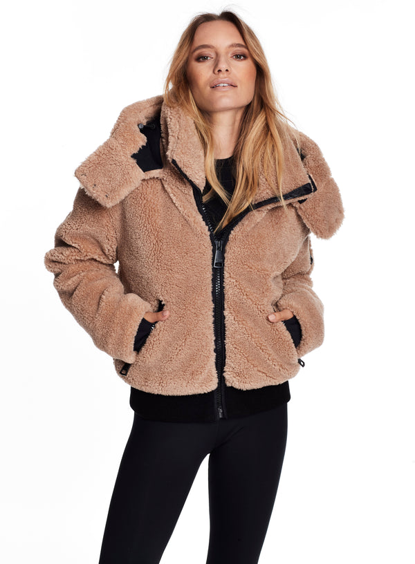 SHERPA NALA SHERPA NALA - SAM. New York Sam nyc jacket