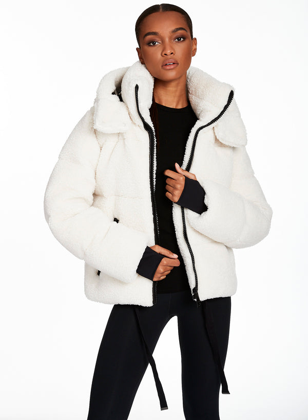 SHERPA SYDNEY SHERPA SYDNEY - SAM. New York Sam nyc jacket