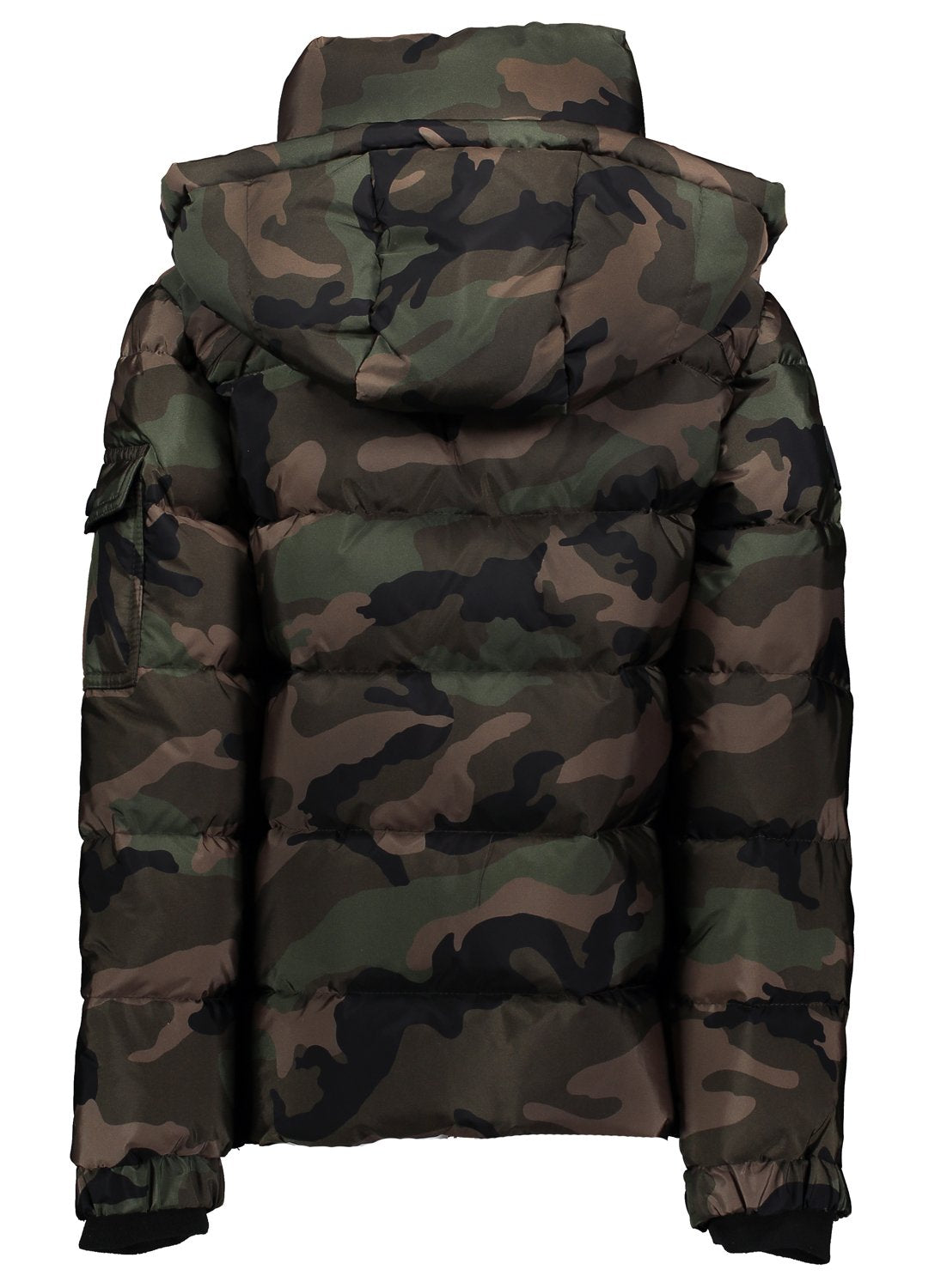 BOYS CAMO GLACIER BOYS CAMO GLACIER - SAM. New York Sam nyc jacket