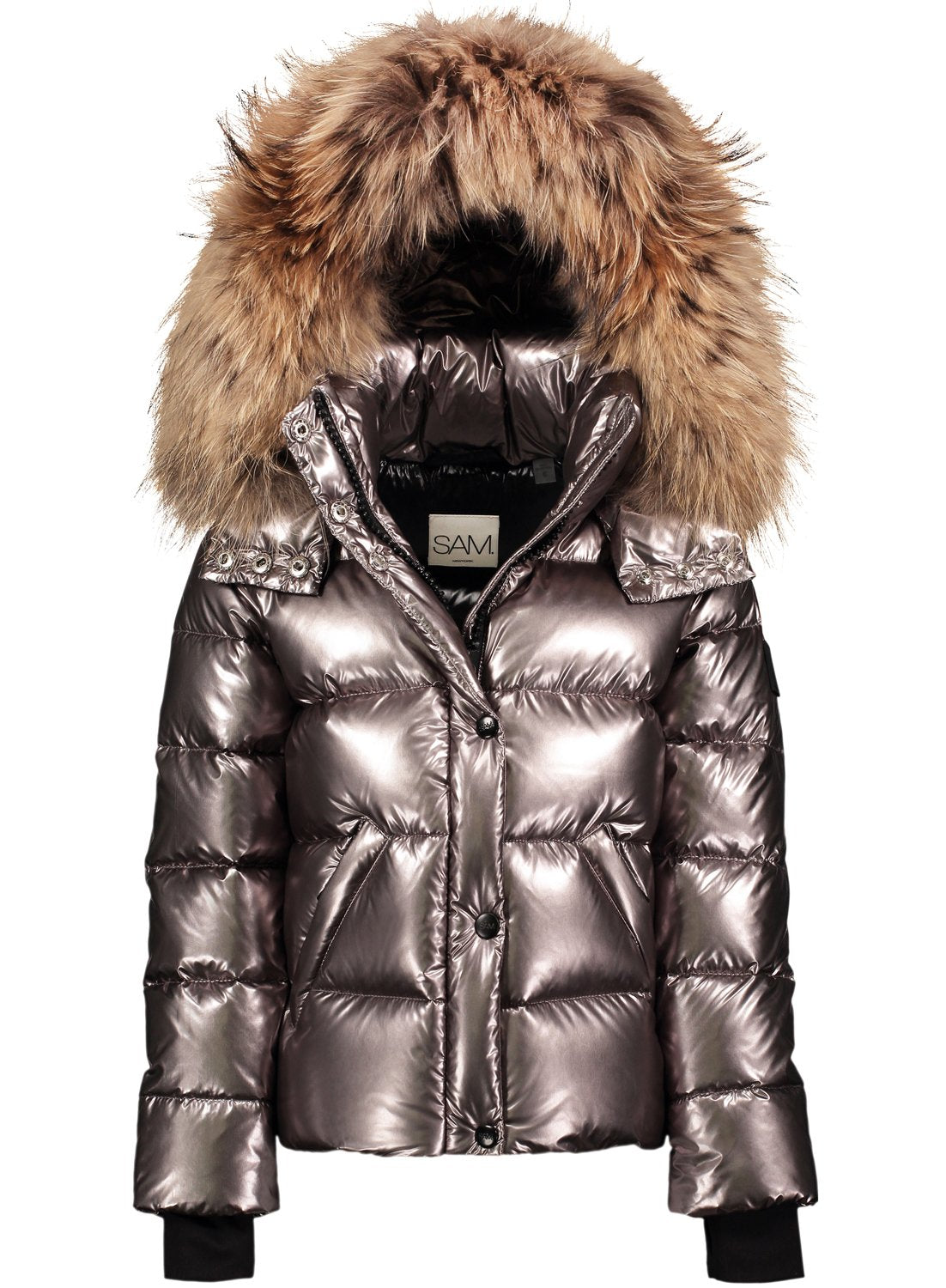 GIRLS FUR ANNABELLE GIRLS FUR ANNABELLE - SAM. New York Sam nyc jacket