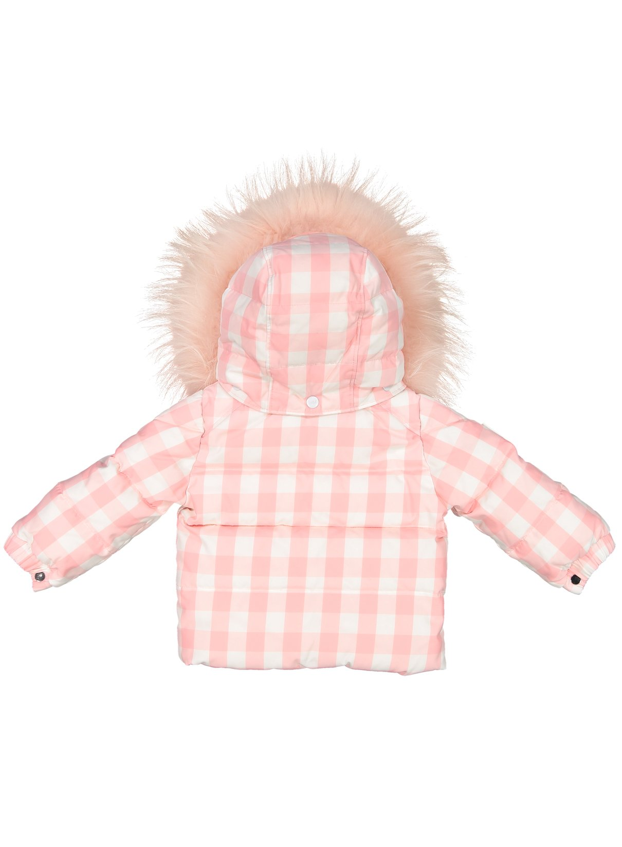 GINGHAM SNOWBUNNY GINGHAM SNOWBUNNY - SAM. New York Sam nyc jacket