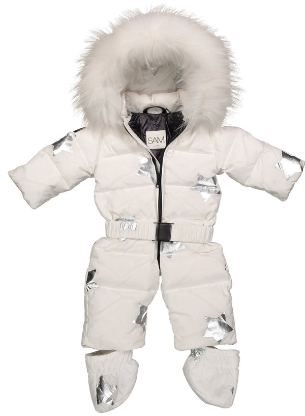 STAR SNOWBUNNY SUIT STAR SNOWBUNNY SUIT - SAM. New York Sam nyc jacket