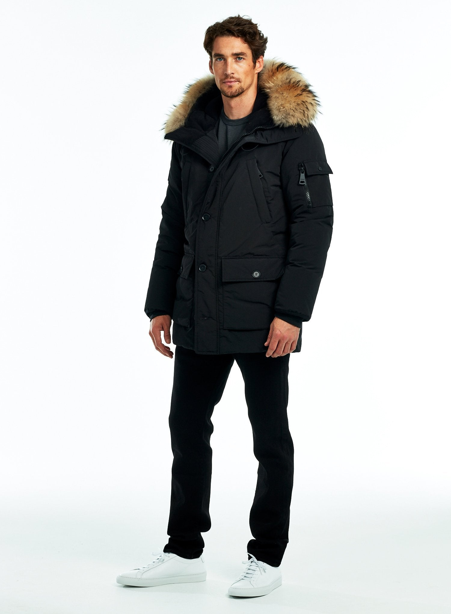 EXPEDITION EXPEDITION - SAM. New York Sam nyc jacket