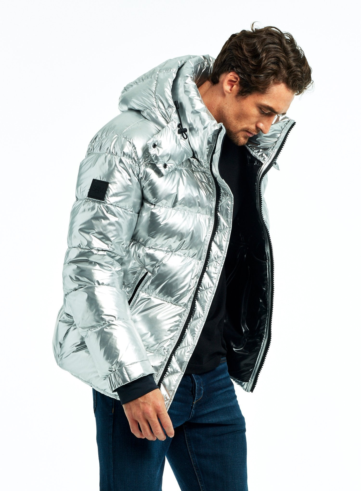 GLACIER GLACIER - SAM. New York Sam nyc jacket