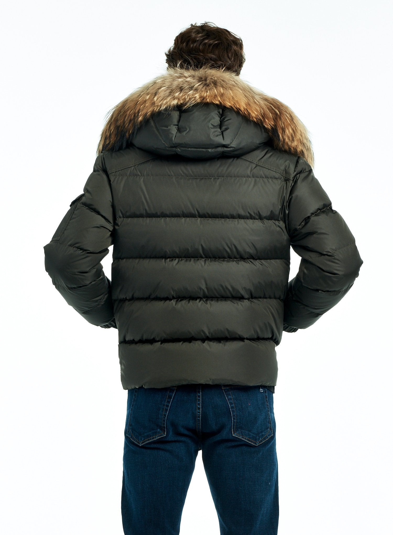 ARCTIC ARCTIC - SAM. New York Sam nyc jacket