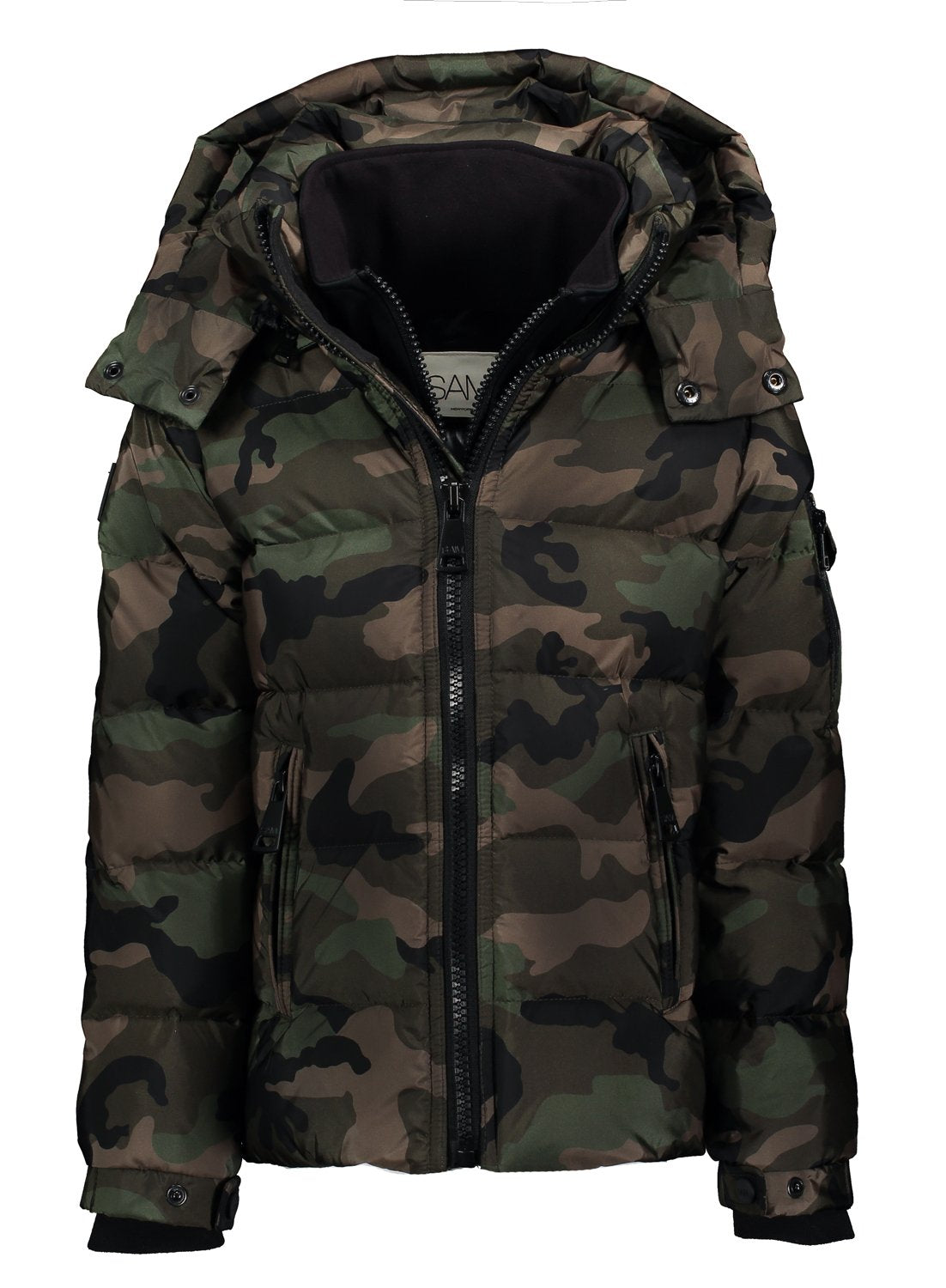 TODDLER BOYS CAMO GLACIER TODDLER BOYS CAMO GLACIER - SAM. New York Sam nyc jacket