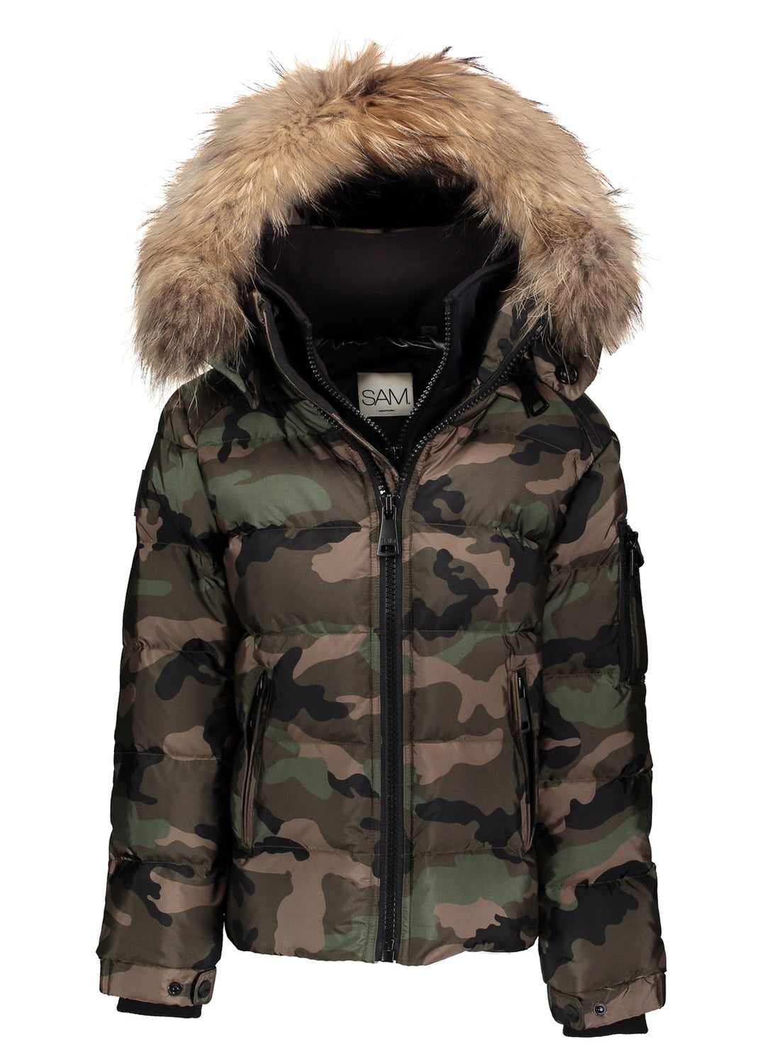 TODDLER BOYS CAMO ARCTIC