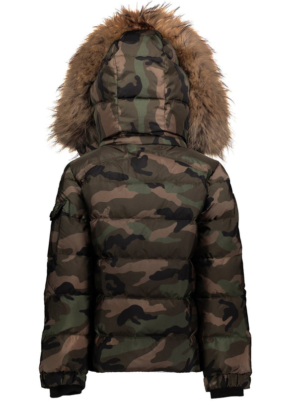 TODDLER BOYS CAMO ARCTIC TODDLER BOYS CAMO ARCTIC - SAM. New York Sam nyc jacket